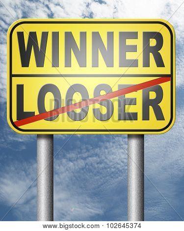 Winner Or Looser