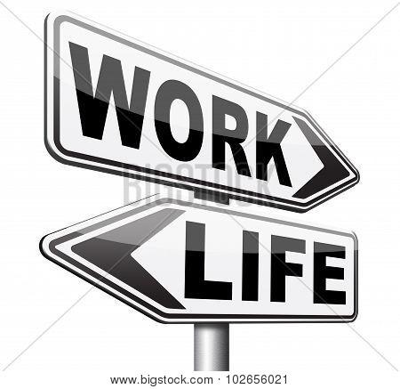 Work Versus Life