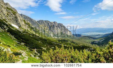 High Tatras - Ostrva - Mengusovska Valley, Slovakia