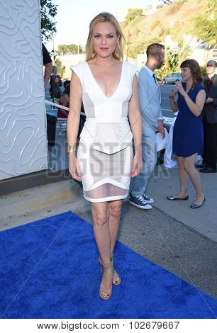 LOS ANGELES - AUG 29:  Elaine Hendrix Mercy for Animals presents 'Hidden Heroes' Gala  on August 29, 2015 in Hollywood, CA