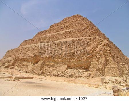 Sakara Pyramid