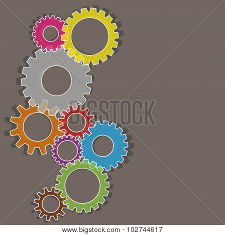 Cog Gear Wheels