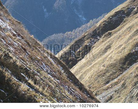 Tusheti Mountains