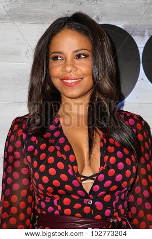 LOS ANGELES - SEP 24:  Sanaa Lathan at the VIP Sneak Peek Of go90 Social Entertainment Platform at the Wallis Annenberg Center for the Performing Arts on September 24, 2015 in Los Angeles, CA