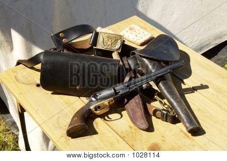 Armamento de guerra civil 3