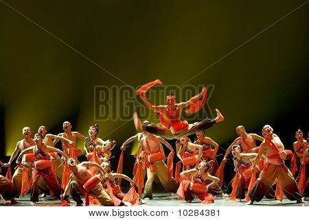 Chinese Folk Dance