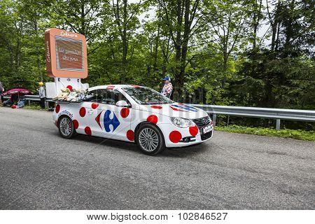 Carrefour Vehicle - Tour De France 2014