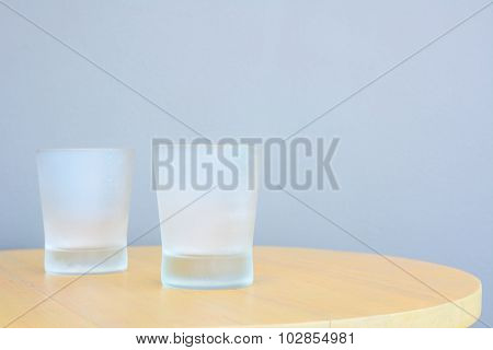 Cool Glass On Table