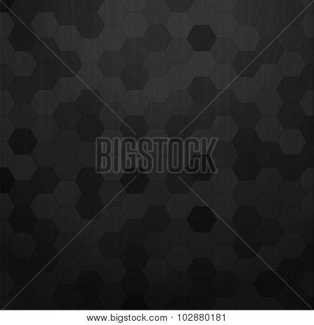 Carbon metallic pattern background texture