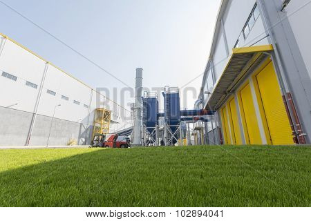 Waste Plant Green Grass
