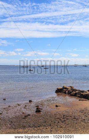 Provincetown, Massachusetts, Cape Cod beach