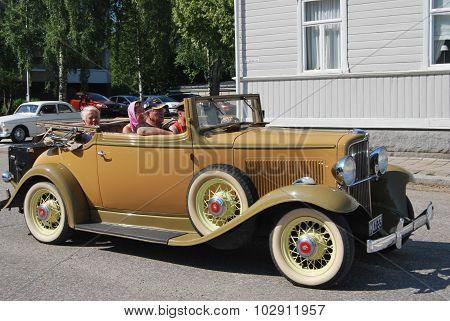 Retro Cabriolet