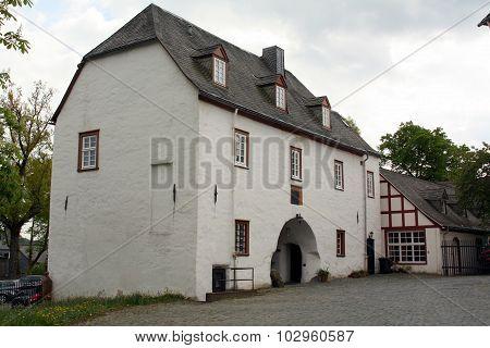 Outbuilding of Schloss Berleburg