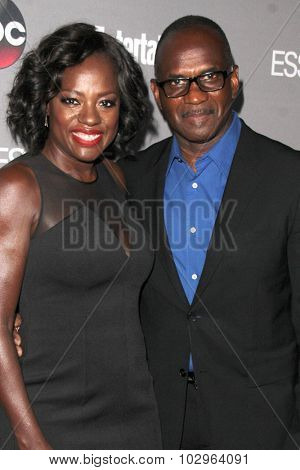 Chandra WilsonLOS ANGELES - SEP 26:  Viola Davis, Julius Tennon at the TGIT 2015 Premiere Event Red Carpet at the Gracias Madre on September 26, 2015 in Los Angeles, CA