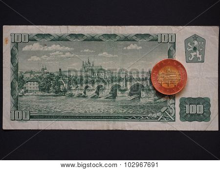 Czechoslovakia Money