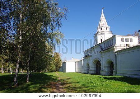 The Estate Of The Romanovs In Izmailovo, Moscow
