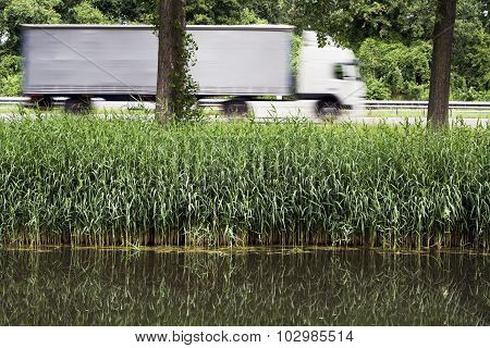 Truck And Environment