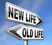 new and old life new fresh begin or start again last chance for you by remake or makeover poster