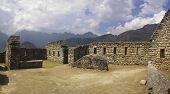 Machu Picchu Unfinished Ruins