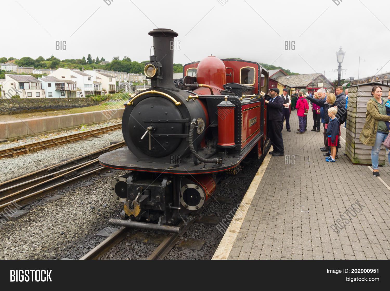 Porthmadog Wales UK - Image & Photo (Free Trial) | Bigstock