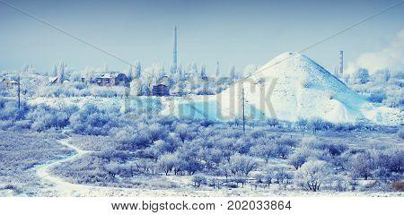 Winter Urban Landscape_v