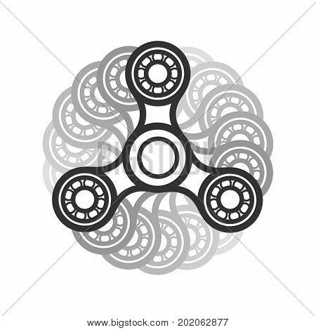 Fidget Hand Spinner Icons