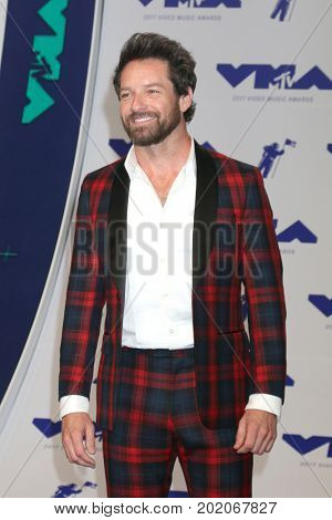 LOS ANGELES - AUG 27:  Ian Bohen at the MTV Video Music Awards 2017 at The Forum on August 27, 2017 in Inglewood, CA