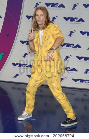 LOS ANGELES - AUG 27:  Rory Kramer at the MTV Video Music Awards 2017 at The Forum on August 27, 2017 in Inglewood, CA