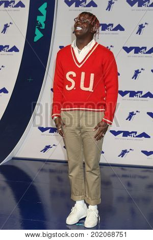 LOS ANGELES - AUG 27:  Lil Yachty at the MTV Video Music Awards 2017 at The Forum on August 27, 2017 in Inglewood, CA