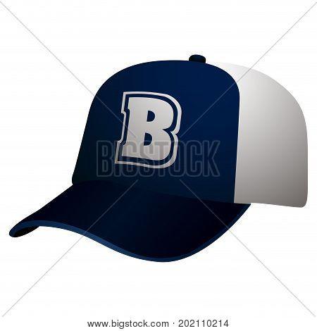 Isolated Baseball Cap