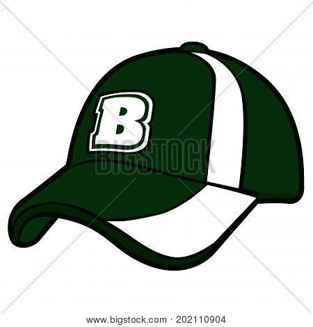 Isolated Baseball Icon
