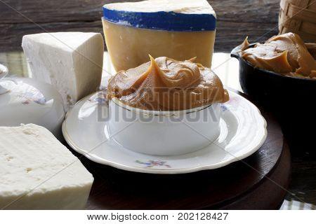Cheese with brazilian
