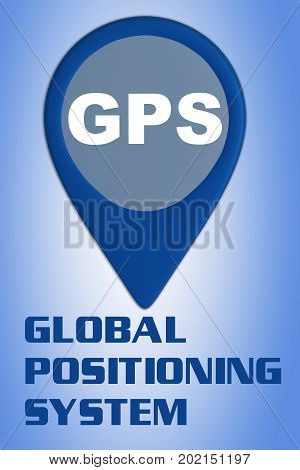 Gps - Global Positioning System Concept