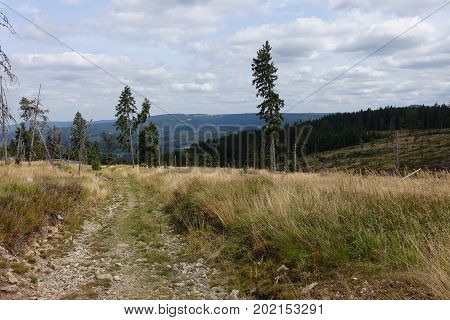 Sumava's nature, spell can fascinate everyone. It is very captivating, the views of the landscape are unrepeatable
