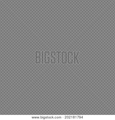 gray squares mosaic. abstract grey chess background. monochrome grunge texture. halftone effect. vector illustration