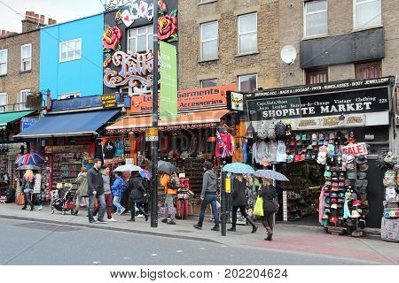 London Camden Town