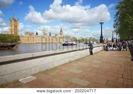 Thames Embankment