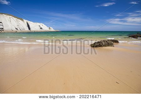 Spectacular Beach Playa De Los Covachos, Cantabria