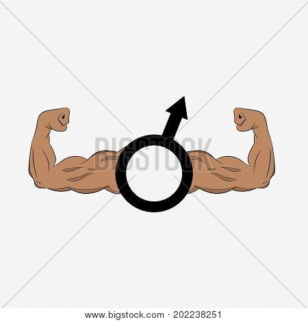 Man Gender Sign