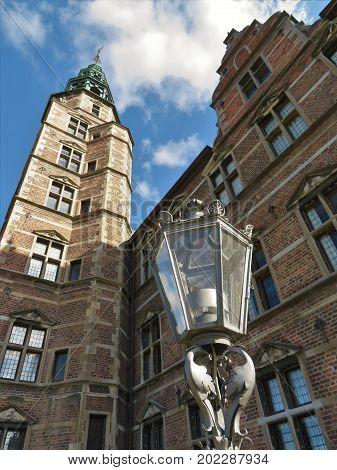 Rosenborg, Royal Palace in Copenhagen. Former Residence of Danish Kings