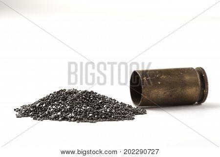 Gunpowder And Shell