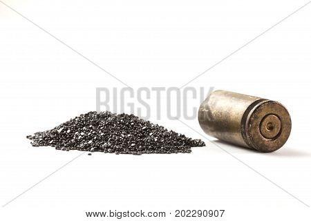 Shell And Gunpowder
