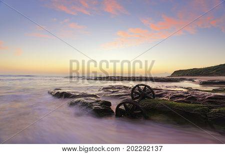 Sunrise Over Windang Beach