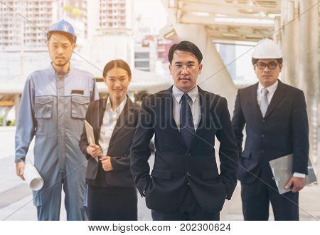 Engineering Business Team