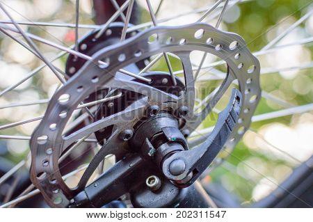 Bicycle Disk Brake Rotor