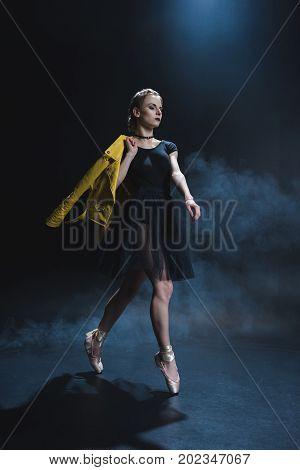 Stylish Elegant Ballerina