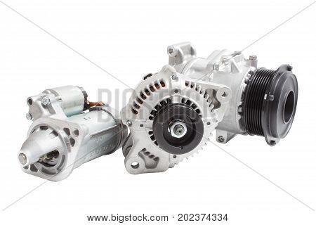 Electric Car Engine