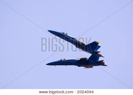 Air Show Acrobatics