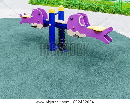 Seesaw For Playground