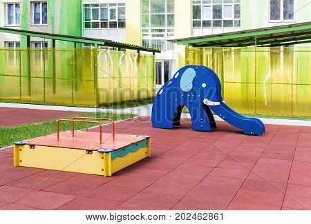 Slide For Playground